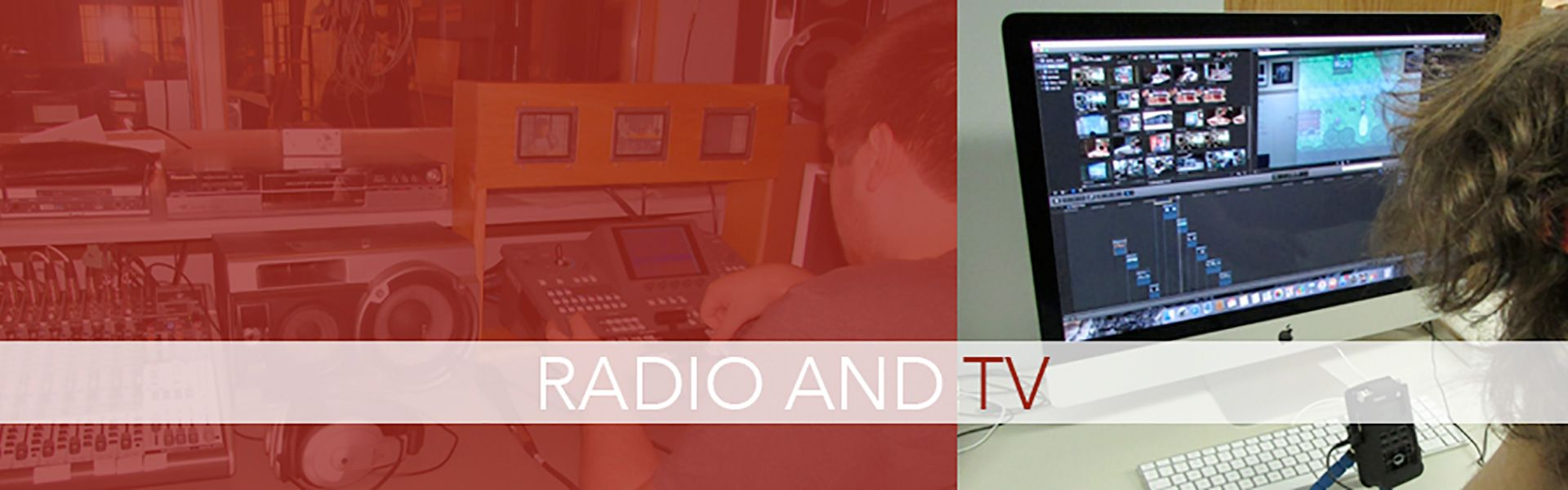 Radio TV Web Graphic